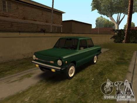 ZAZ 968M v2 para GTA San Andreas