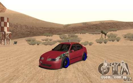 Seat Toledo 1999 Tuned para GTA San Andreas