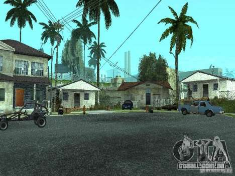 Mega Cars Mod para GTA San Andreas oitavo tela