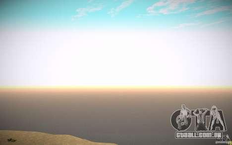 Água HD v 3.0 para GTA San Andreas