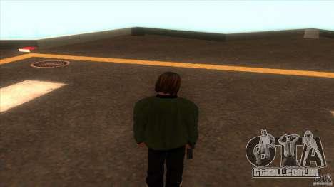 [HD]WMYST para GTA San Andreas segunda tela