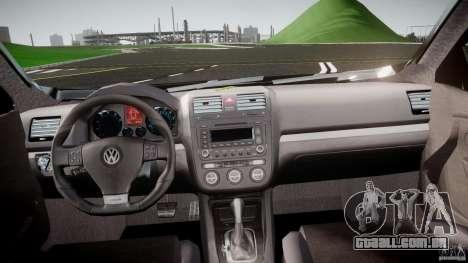 Volkswagen Jetta 2008 para GTA 4 vista direita