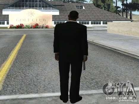 Os guarda-costas para GTA San Andreas por diante tela