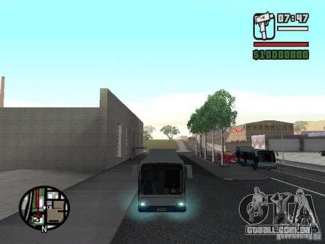 DAF para GTA San Andreas esquerda vista