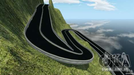 MG Downhill Map V1.0 [Beta] para GTA 4 sétima tela