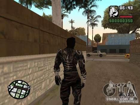 Sandwraith from Prince of Persia 2 para GTA San Andreas segunda tela