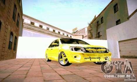 Lada Grant ouro para GTA San Andreas