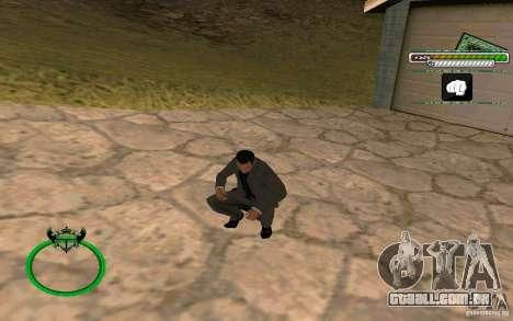 Novo empresário pele HD para GTA San Andreas terceira tela