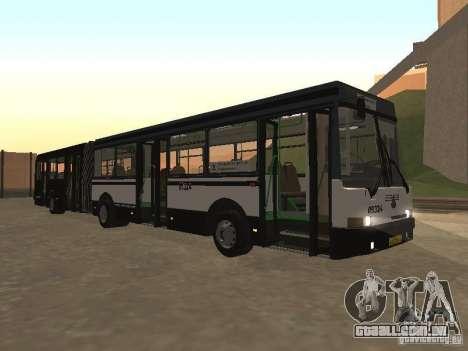 Autocarros 6222 para GTA San Andreas