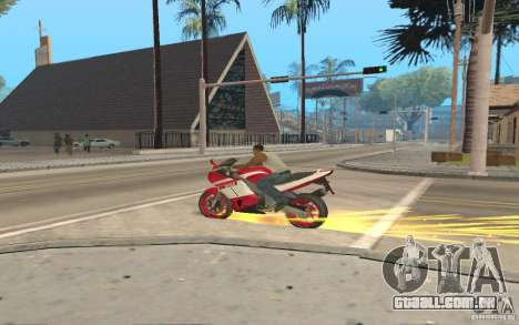 The best effects from GTA IV para GTA San Andreas por diante tela