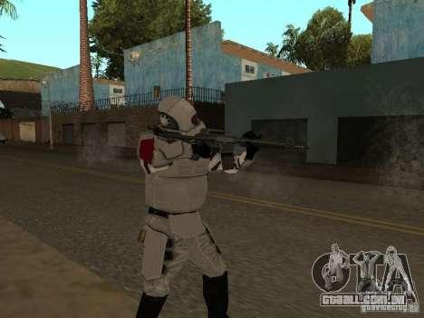 Cops from Half-life 2 para GTA San Andreas terceira tela