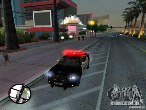 Dodge Charger Police para GTA San Andreas