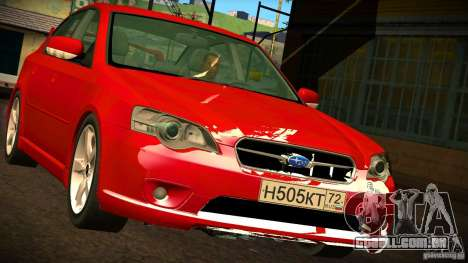 ENBSeries RCM para o PC fraco para GTA San Andreas sétima tela