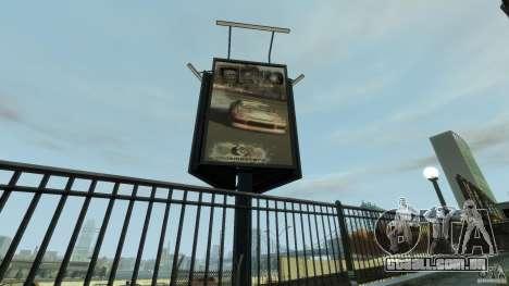 New gas station para GTA 4 décimo tela