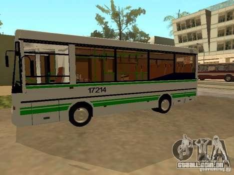 SULCO 3237 para GTA San Andreas vista direita