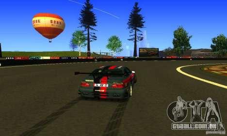F1 Shanghai International Circuit para GTA San Andreas sexta tela