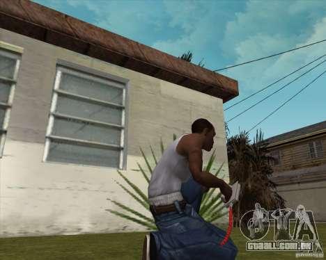 Desfibrilador para GTA San Andreas terceira tela