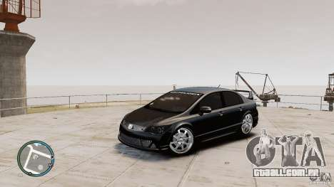 Honda Civic Mugen RR para GTA 4