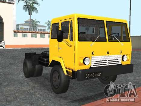 KAZ 608V para GTA San Andreas
