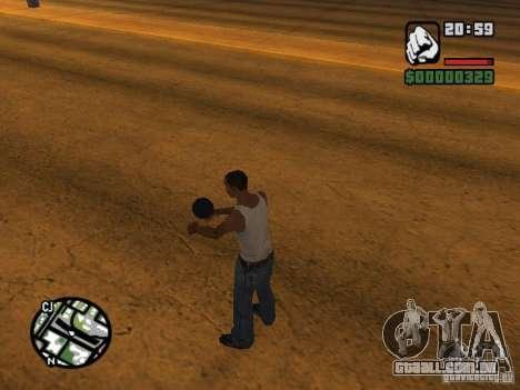 Kyubi-Bomb para GTA San Andreas
