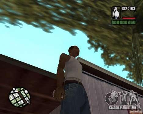 Ensopado de explosivo para GTA San Andreas