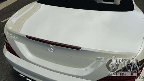 Mercedes-Benz SLK 2012 v1.0 [RIV] para GTA 4 vista inferior