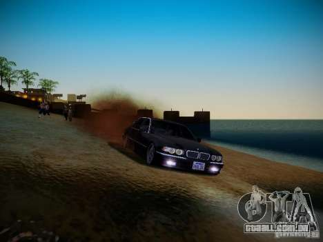 ENBSeries by Avi VlaD1k v3 para GTA San Andreas quinto tela
