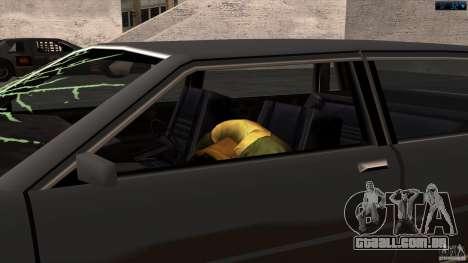 Morte no carro para GTA San Andreas segunda tela