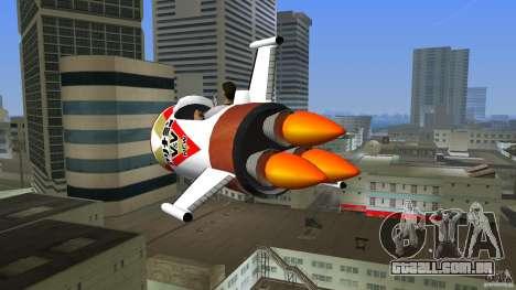 V&V Sparrow para GTA Vice City deixou vista