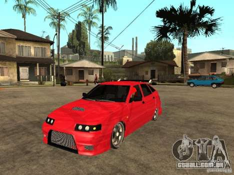 Lada 2112 GTS Sprut para GTA San Andreas