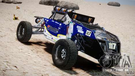 Ickler Jimco Buggy [Final] para GTA 4 vista lateral