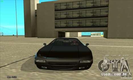 ENBSeries v4.0 HD para GTA San Andreas segunda tela