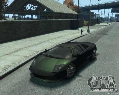 Lamborghini Murcielago LP640 2007 para GTA 4