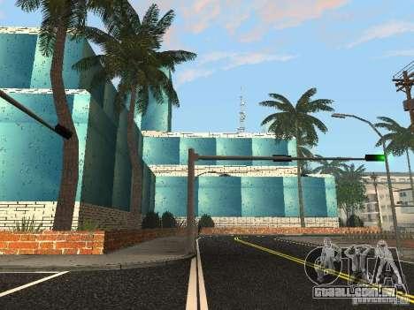 Obnovlënyj Hospital de Los Santos v. 2.0 para GTA San Andreas quinto tela