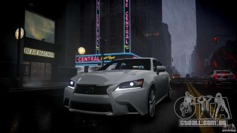 TRIColore ENBSeries Final para GTA 4 oitavo tela
