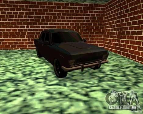 GÁS 24 v3 para GTA San Andreas