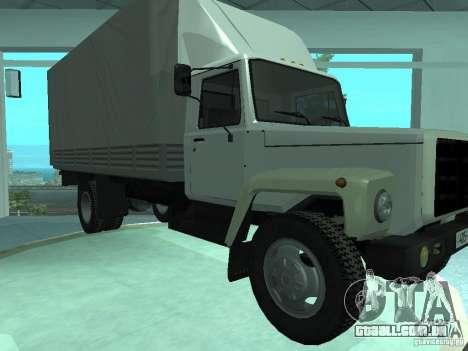 Gaz-3309 Elongatus para GTA San Andreas