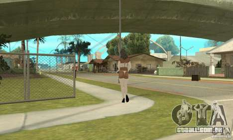 Novas garotas para GTA San Andreas