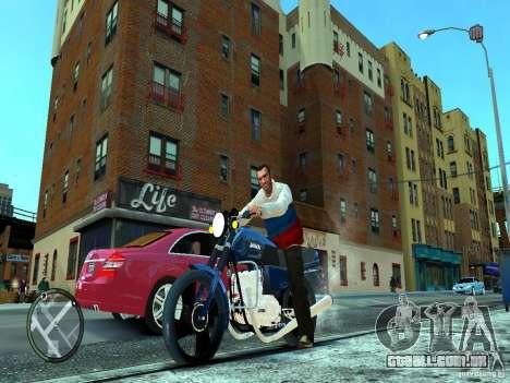 Jawa 350 para GTA 4