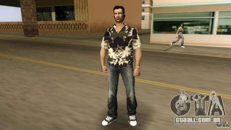 Desgaste Vercetti Gang para GTA Vice City