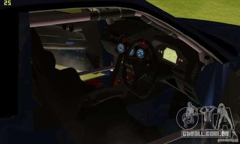 Nissan Skyline R34 GT-R LM para as rodas de GTA San Andreas