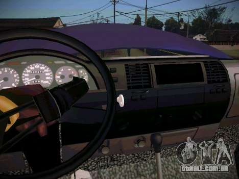 Gazela 33023 para vista lateral GTA San Andreas