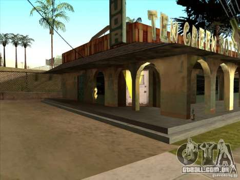 Negócio jurídico Cidžeâ para GTA San Andreas segunda tela