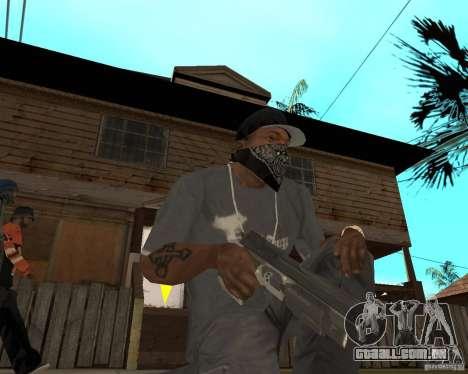 Desert Eagle de CoD: MW2 para GTA San Andreas
