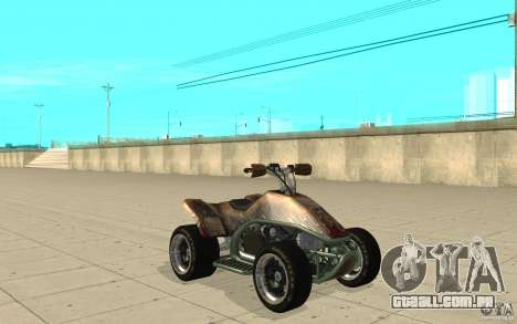Powerquad_by-Woofi-MF pele 3 para GTA San Andreas