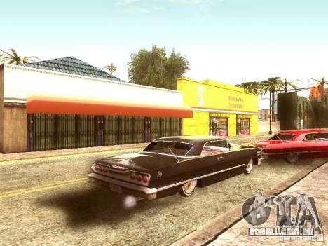 Novo Enb series 2011 para GTA San Andreas sétima tela