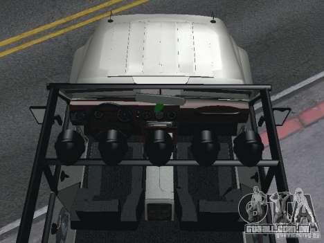 UAZ-3159 para GTA San Andreas vista direita