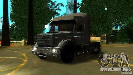 ZIL 5417 conforme SuperZil para GTA San Andreas