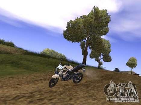 Yamaha V-Ixion para GTA San Andreas