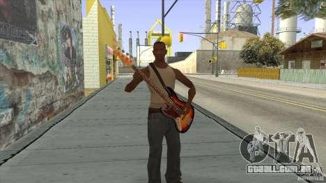 Músicas do filme na guitarra para GTA San Andreas décima primeira imagem de tela
